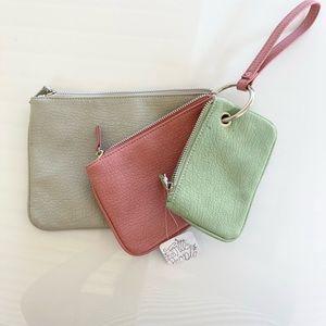 Free People 3-in-1 Wristlet Bags